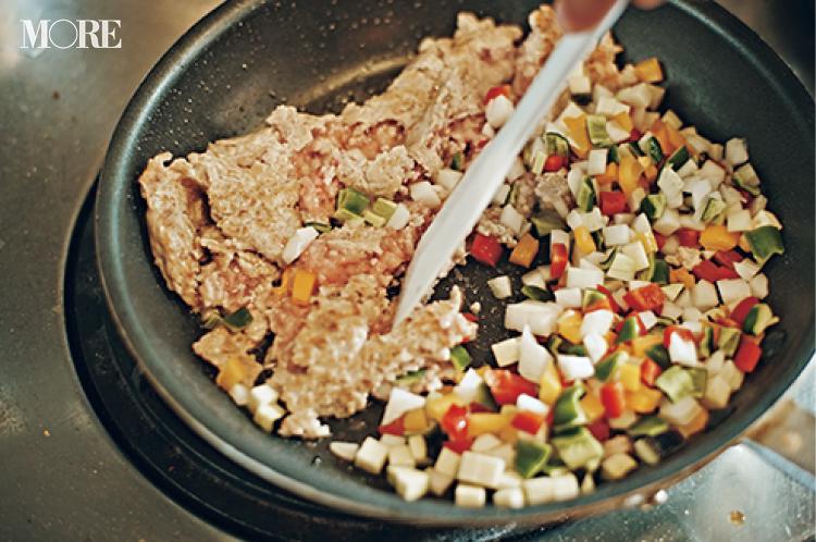 絶品ガパオで楽チンワンプレートごはん♪  たっぷり野菜とアジアン風味で夏らしさを満喫【『sio』の鳥羽シェフレシピ】_3