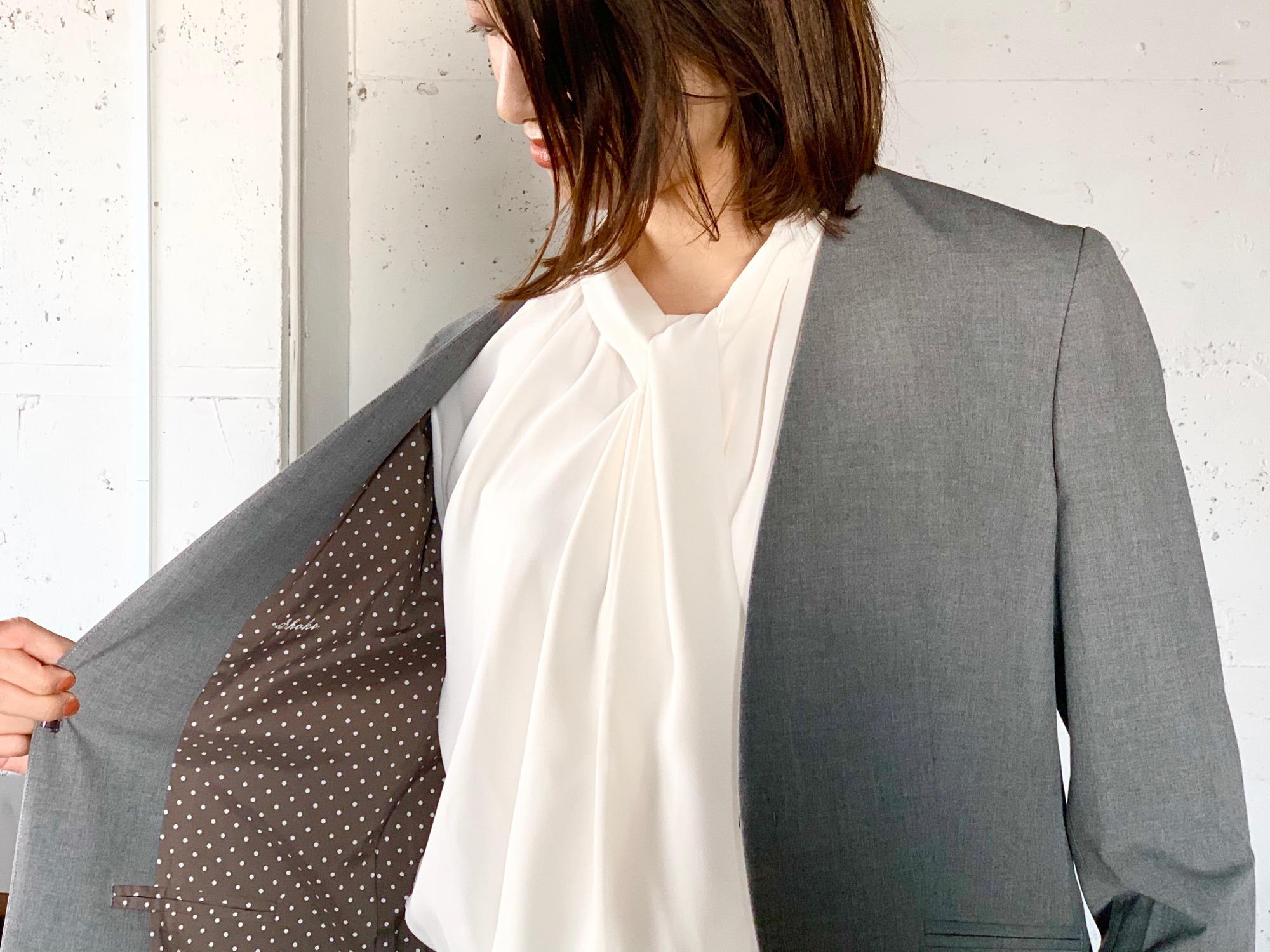 CMで話題沸騰中❤️《そのスーツ、どこの?》【KASHIYAMA the Smart Tailor】でオーダーメイドスーツ&シューズを作りました☻_8