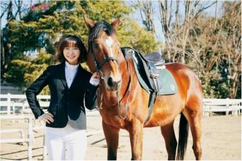 篠田麻里子もおすすめ♡ 『乗馬クラブクレイン』で、体験乗馬!【麻里子のナライゴトハジメ】
