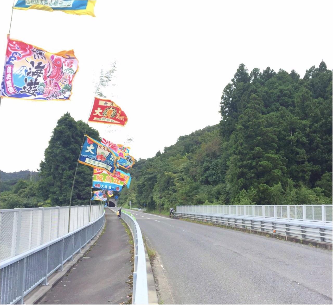 雄勝湾の絶景と大きすぎるホタテに感動♡「ツール・ド・東北」女川・雄勝フォンドの65kmをレポート!【#モアチャレ さえ】_5