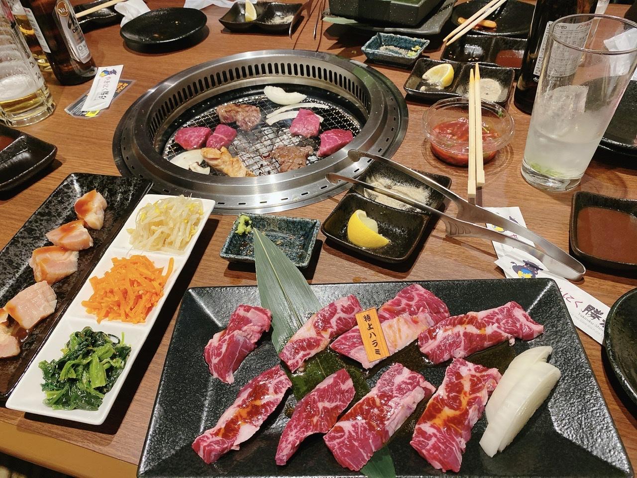 【徳島グルメ】地球儀の上に立つ黒牛が目印!とにかく美味しい焼肉を食べるならココ♡_8