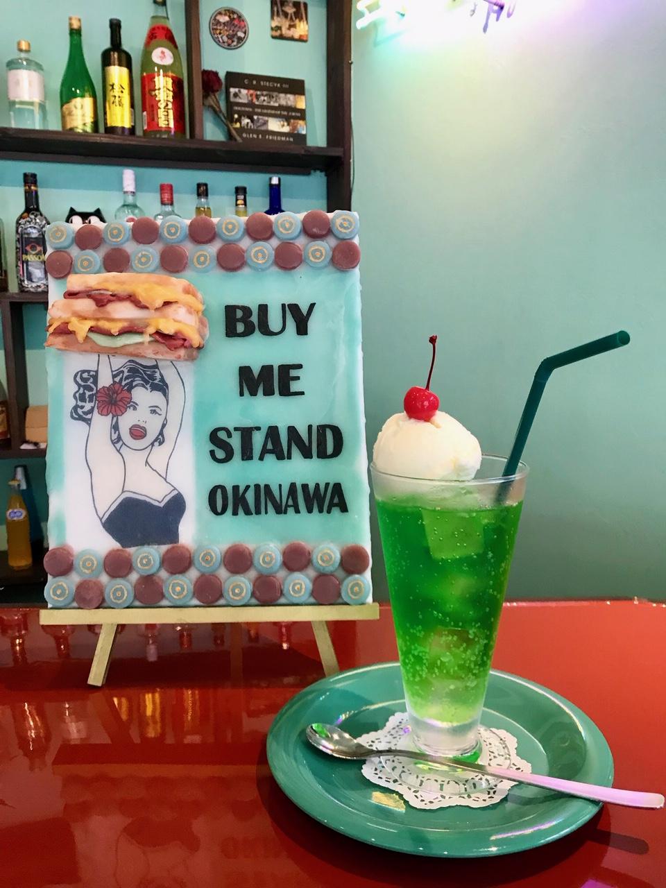 【沖縄女子旅】国際通りのかわいいカフェ♡ おしゃれスムージーと絶品サンドイッチのお店、教えます!_10