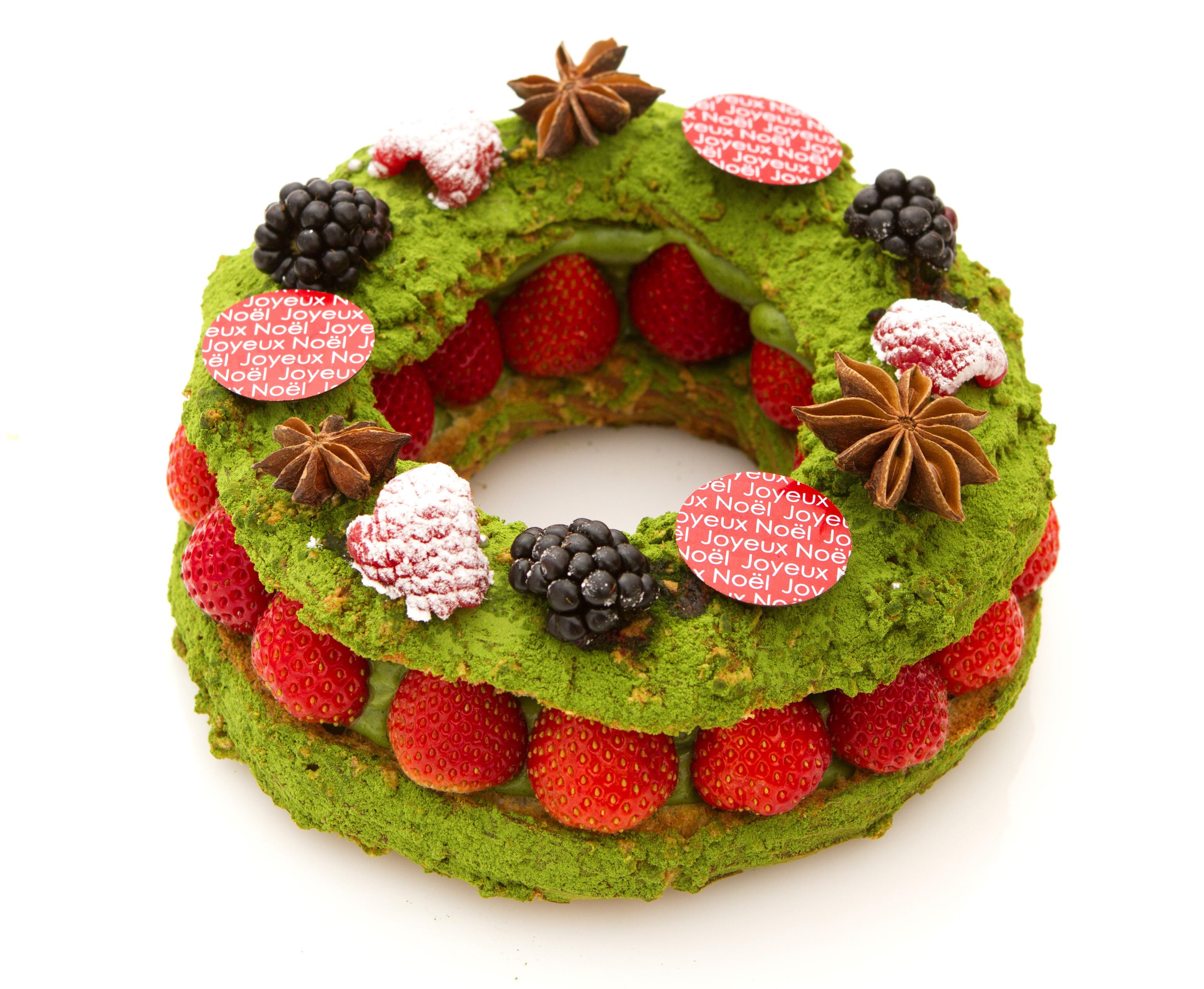 『パティスリー・サダハル・アオキ・パリ』のキュートでおいしいクリスマス♡_1