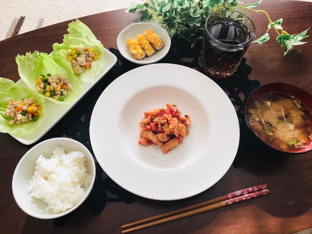 【今月のお家ごはん】アラサー女子の食卓!作り置きおかずでラク晩ご飯♡-Vol.10-_5