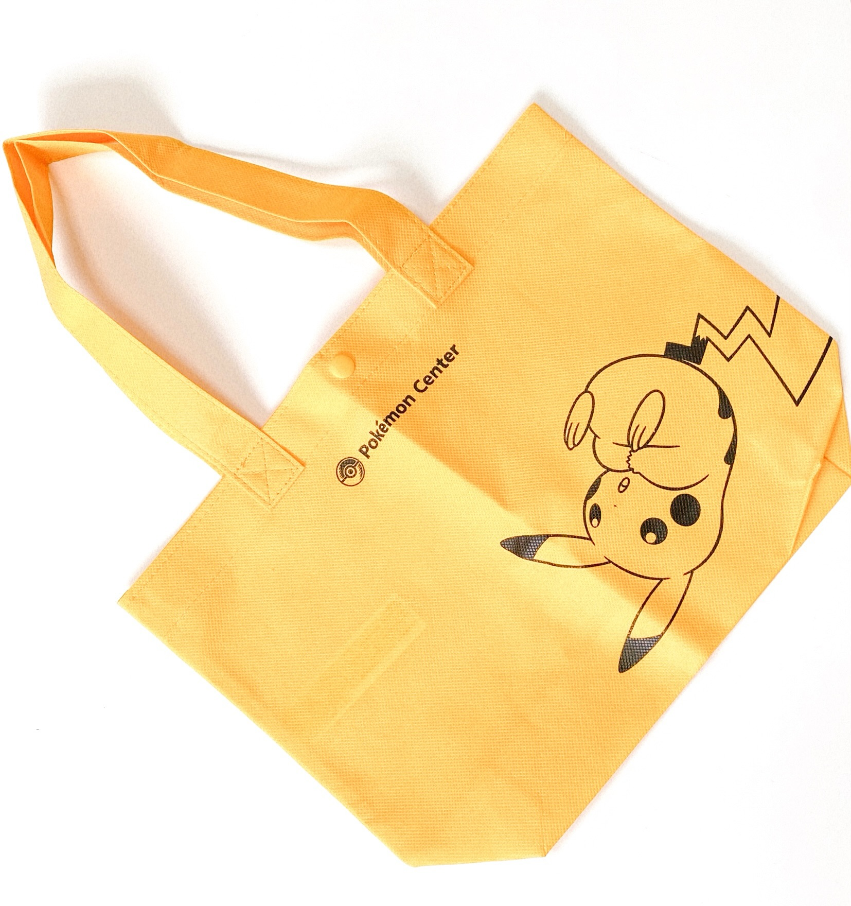 【エコバッグ】3サイズ展開!ポケモンセンター のマイバッグでお気に入りキャラと買出しへGO!_1