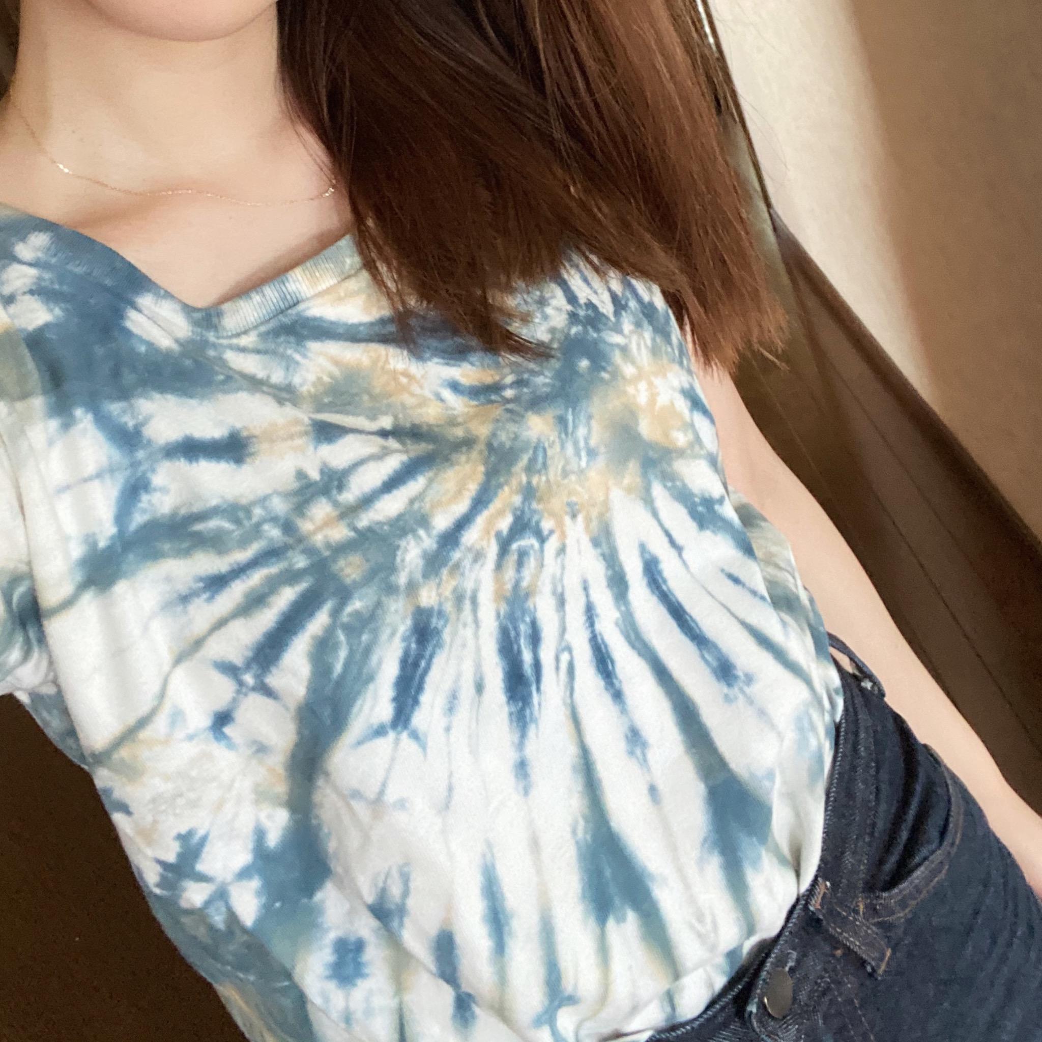 【Nextトレンド】タイダイ染めTシャツを作ってみました!_2