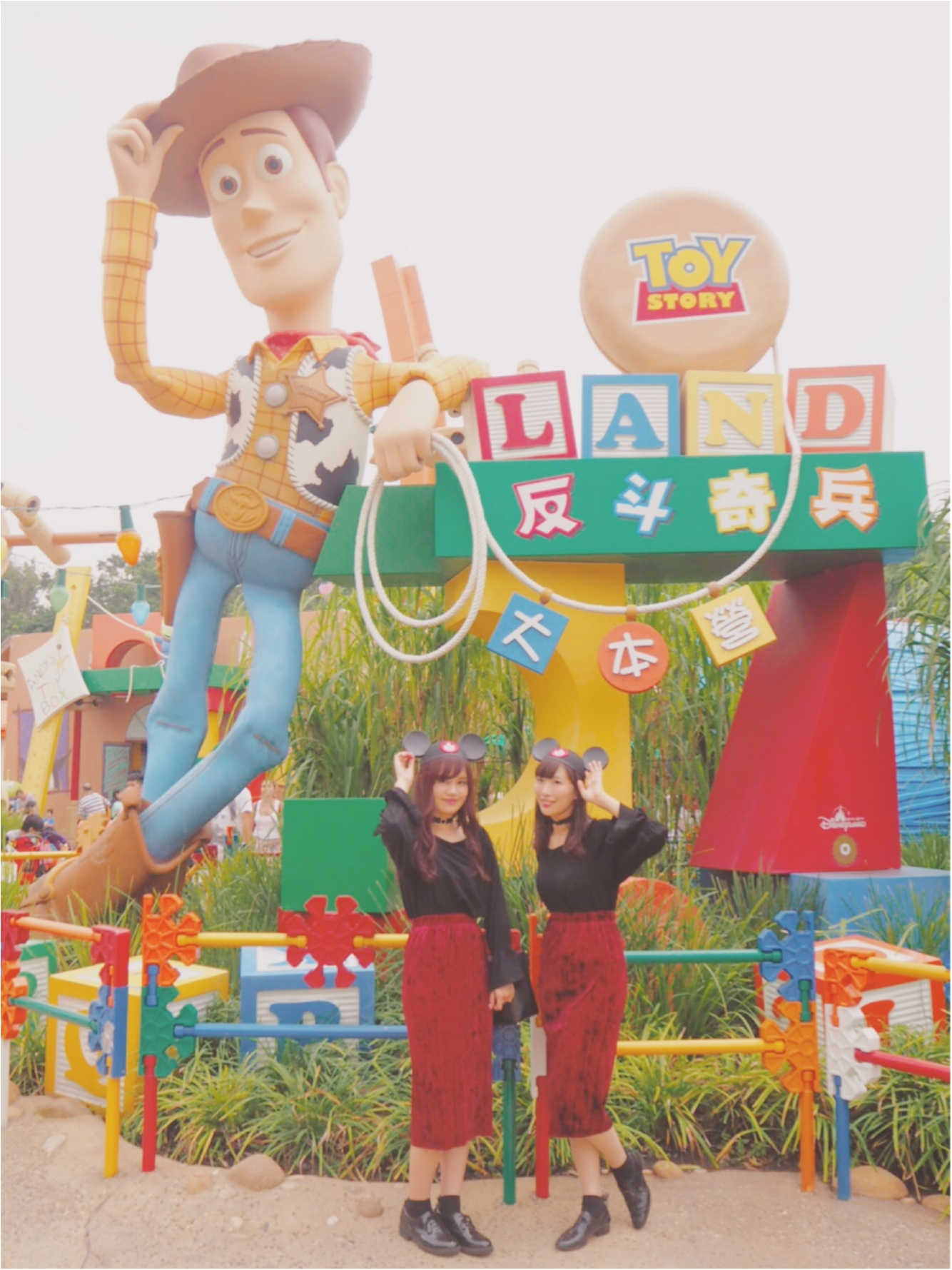 行ったら絶対に楽しい♡♡香港ディズニーランドの魅力とは♡_10