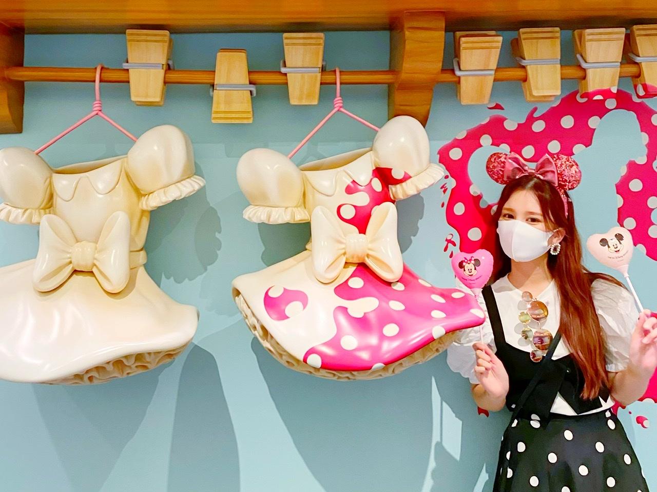 9月28日オープン!ディズニー新エリア【ミニーのスタイルスタジオ】大公開♡_12