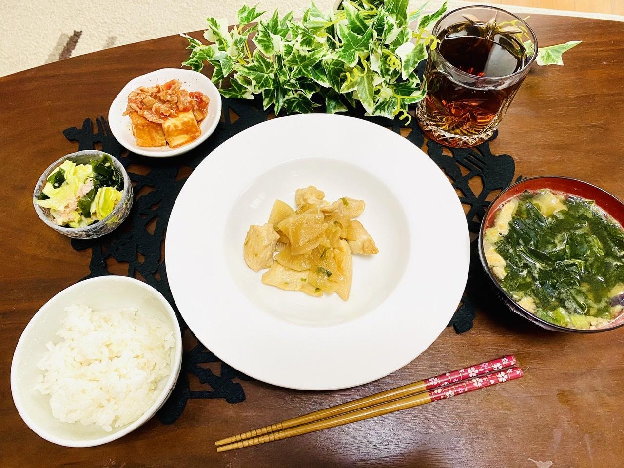 【今月のお家ごはん】アラサー女子の食卓!作り置きおかずでラク晩ご飯♡-Vol.12-_9