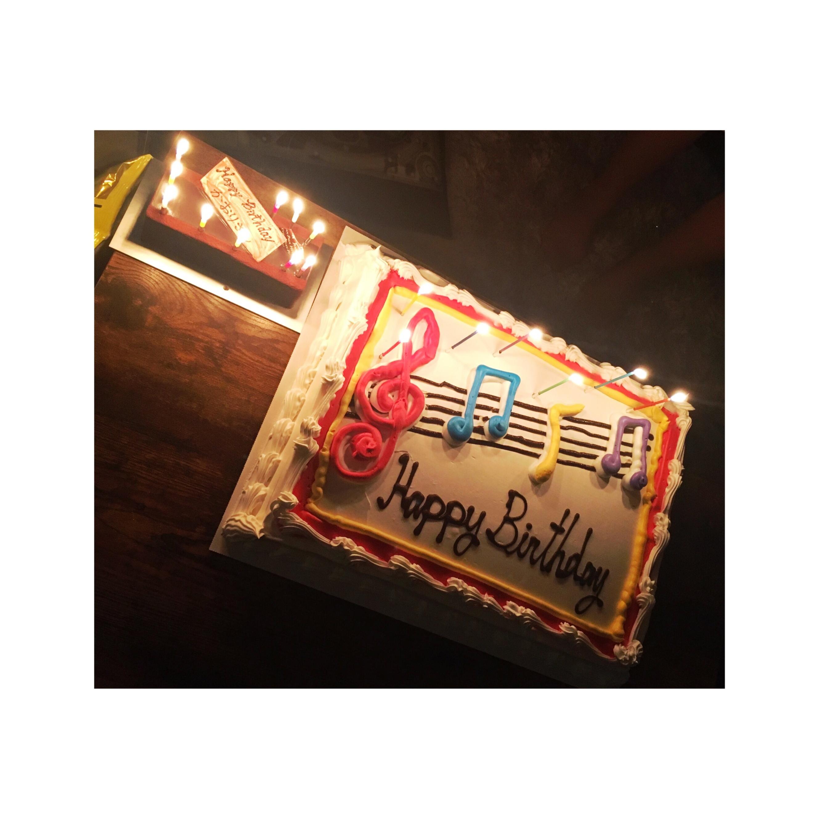 《インパクト大!★》【コストコ】の特大ケーキで誕生日のお祝いをしました❤️_3