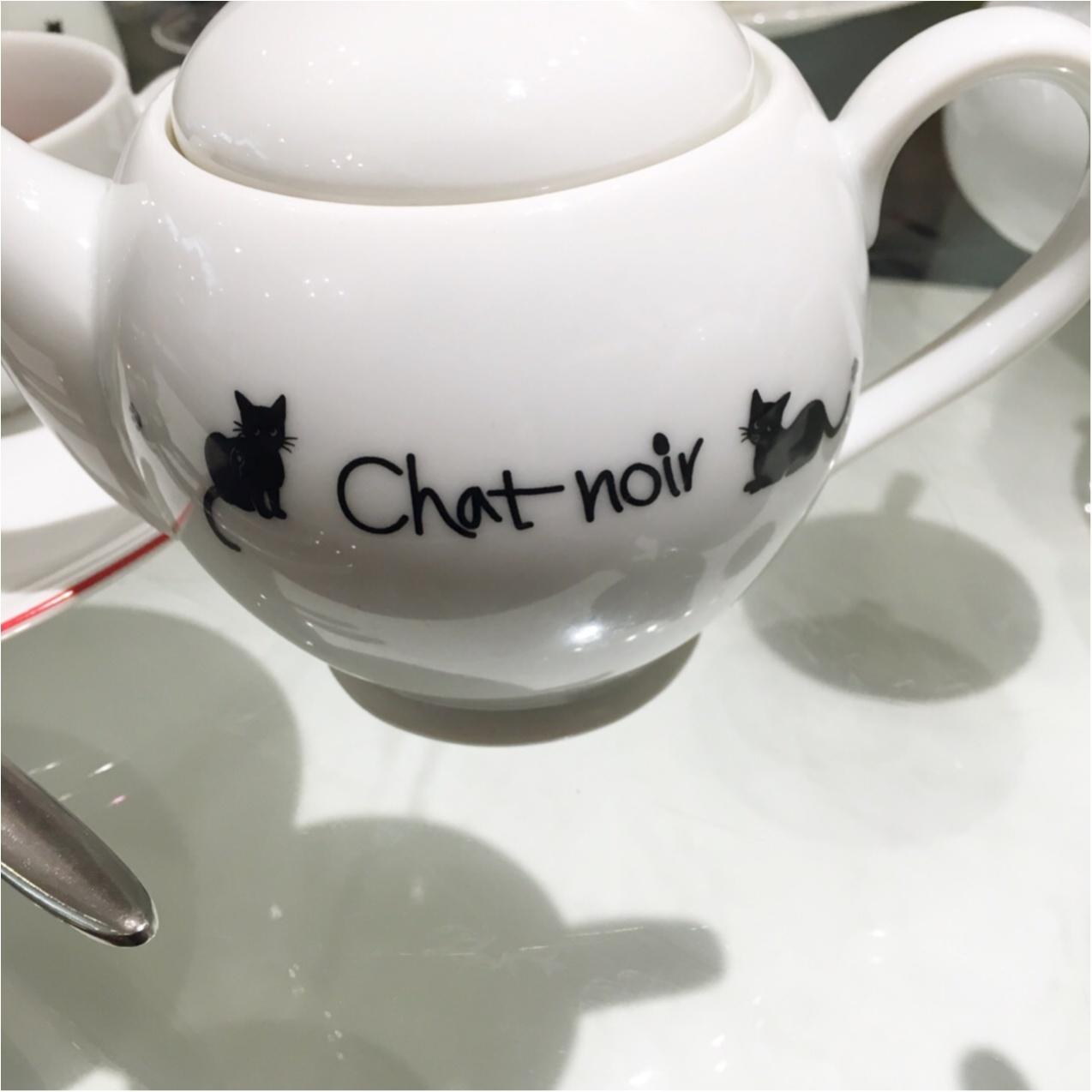 猫好きにはたまらない♡ 黒猫モチーフのケーキ屋さん《 シャ・ノワール 》がかわいすぎる♡_5