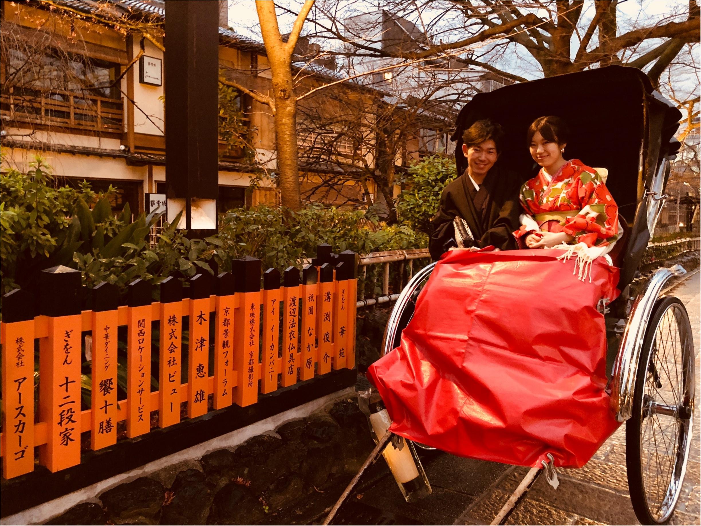 京都に行ったら〈着物〉が着たい!ということで、着物で向かった先は、、??_4