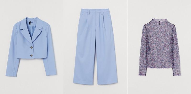RIMAがH&MのNiziU春夏キャンペーンで着用しているアイテム