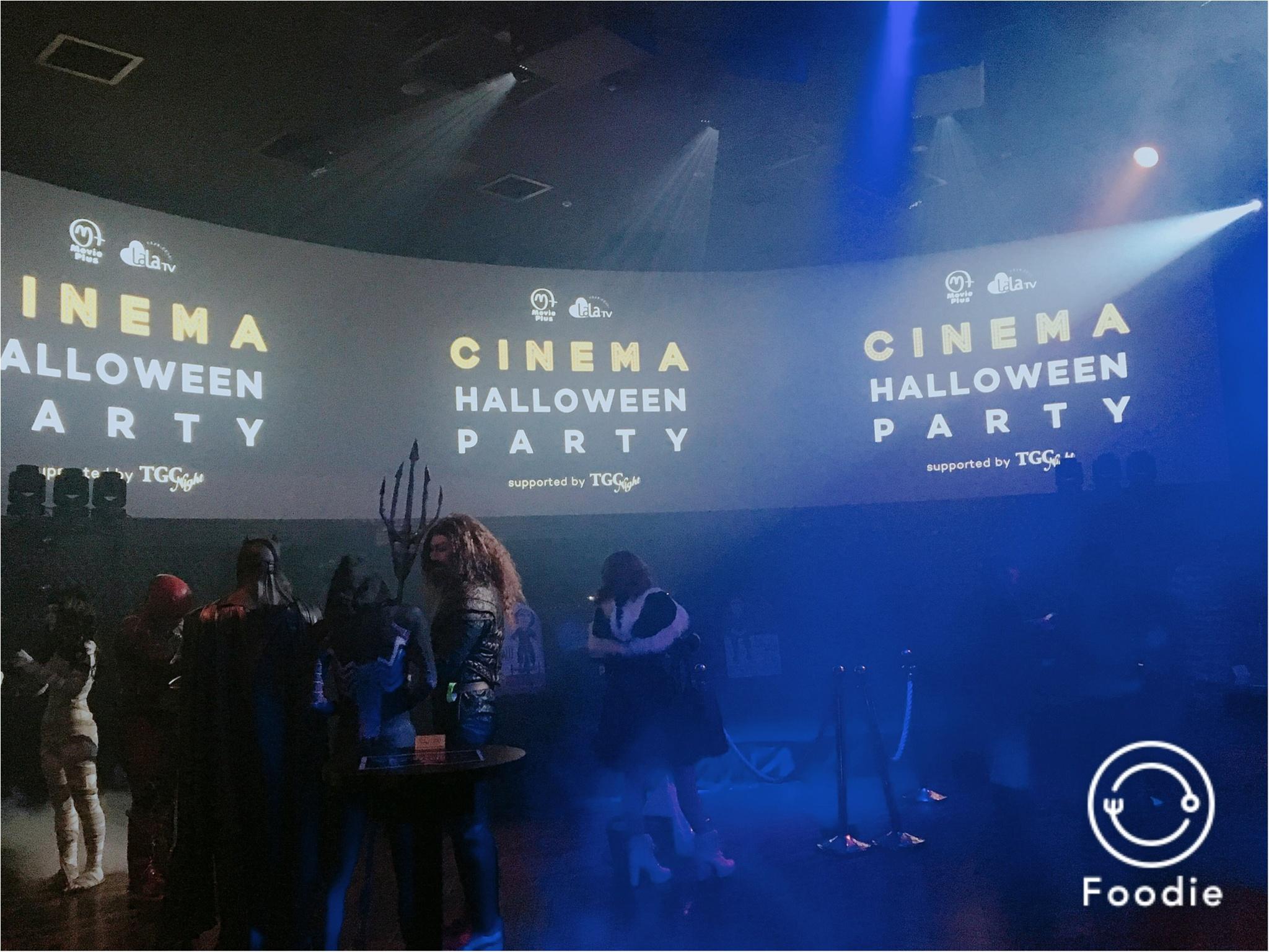 恵比寿にて【CINEMA HALLOWEEN PARTY 】produce by 東京ガールズコレクション★_4