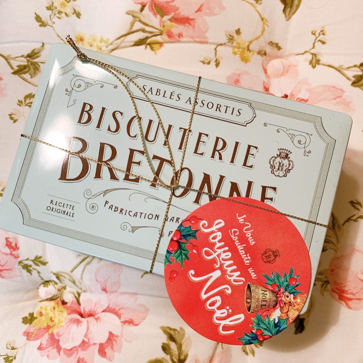 【東京・大阪】ブルトンヌのクッキー缶【おもたせ・お土産】_1