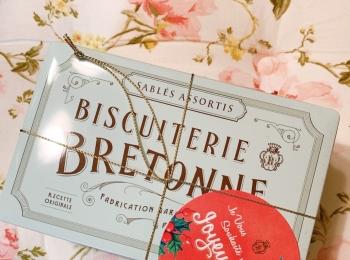 【東京・大阪】ブルトンヌのクッキー缶【おもたせ・お土産】