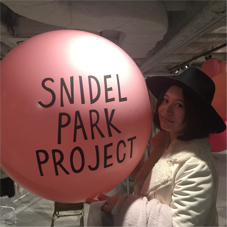 東北、九州そして鳥取の子供たちに最高の笑顔を!SNIDEL PARK PROJECT♡_7