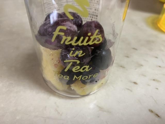 【おうちカフェ】大好きなフルーツティーを再現してみた❤︎_3