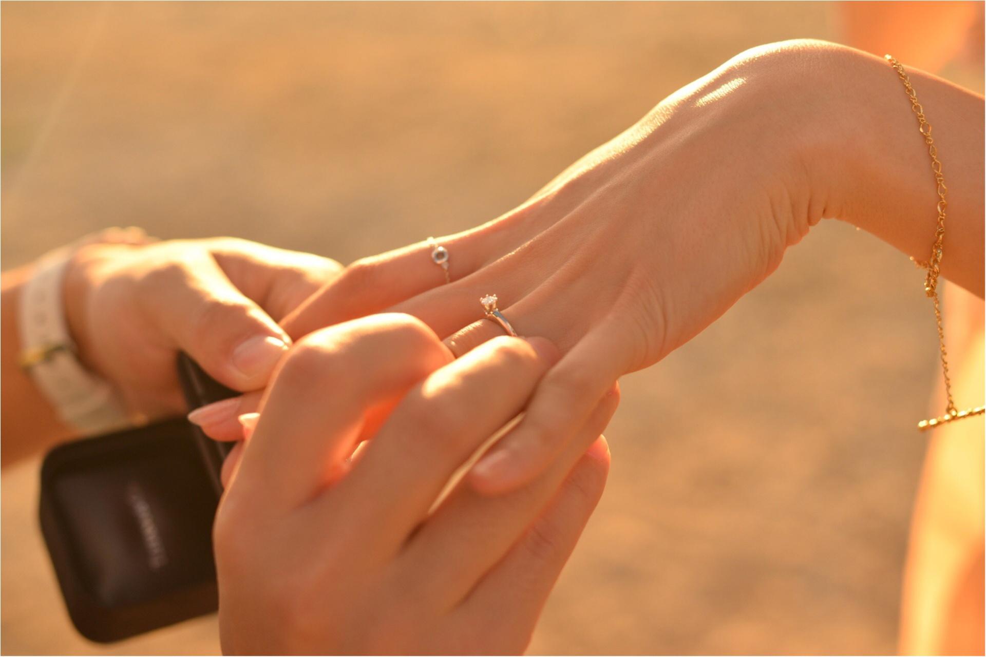 ハワイ旅行でサプライズプロポーズしてもらいました♡ _2