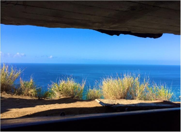 【TRIP】ハワイにきたら、やっぱり行くよね:)ダイヤモンドヘッド@プチプラコーデハイキング_8