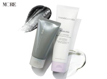 毛穴の黒ずみやざらつきに効果的なのは酵素洗顔、スクラブ、クレイ。美容家おすすめの酵素洗顔のやり方や、すすぎ残しチェックのしかたも伝授します