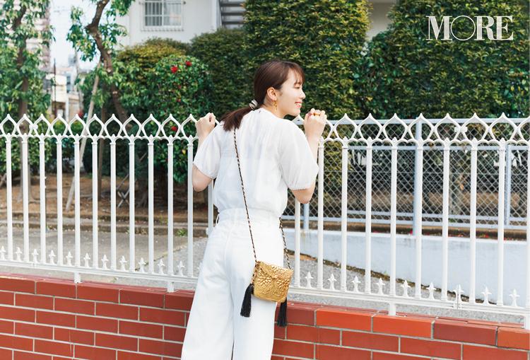 """ALL 1万円以下♡ PVCもかごも巾着も、""""持つだけで映える""""バッグだけ集めてみた!_1_5"""