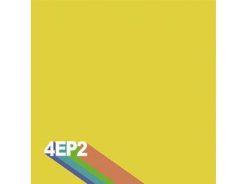 どんぐりず、インディーポップがテーマの最新EP『4EP2』【おすすめ音楽】