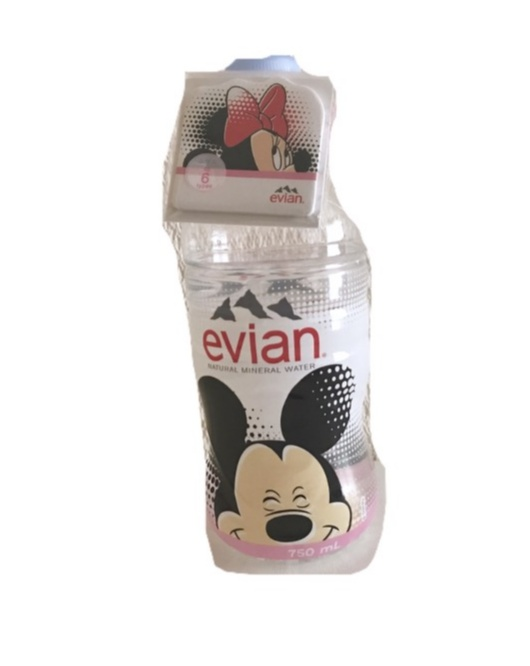 【❤︎❤︎❤︎】かわいくて、思わずパケ買い!ÉvianがDisneyとコラボ中♡_2