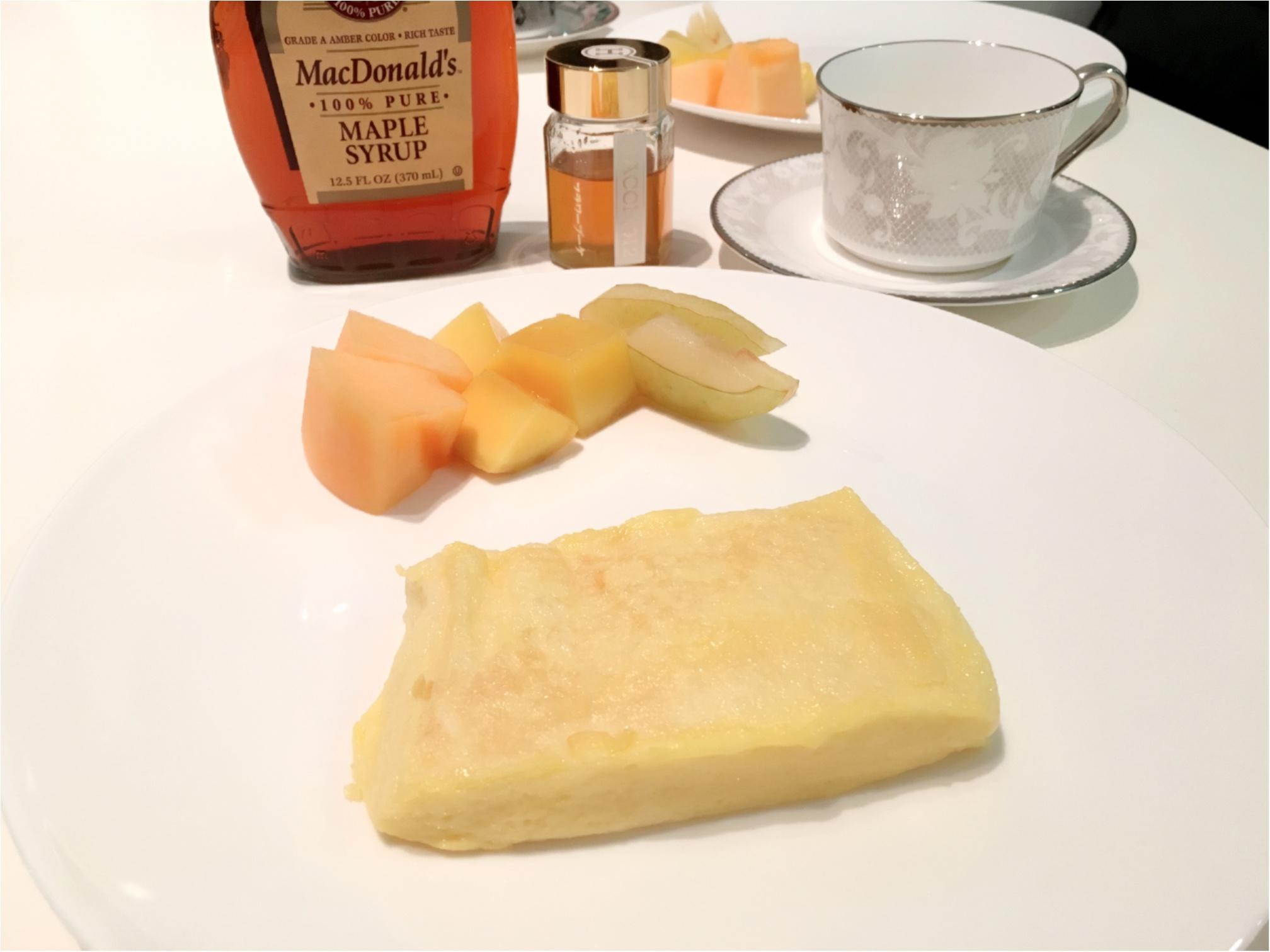 オークラのフレンチトーストが食べたい。_1