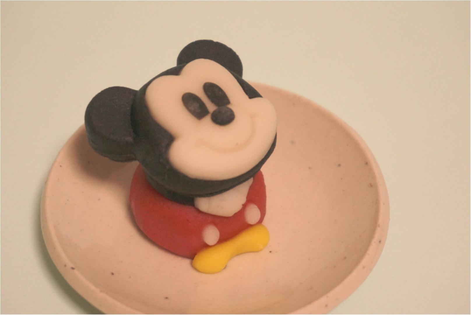 【3日間限定‼︎】ミッキーとミニーが可愛い和菓子に大変身( ´艸`)♡セブンで3日間だけ限定発売✨_2