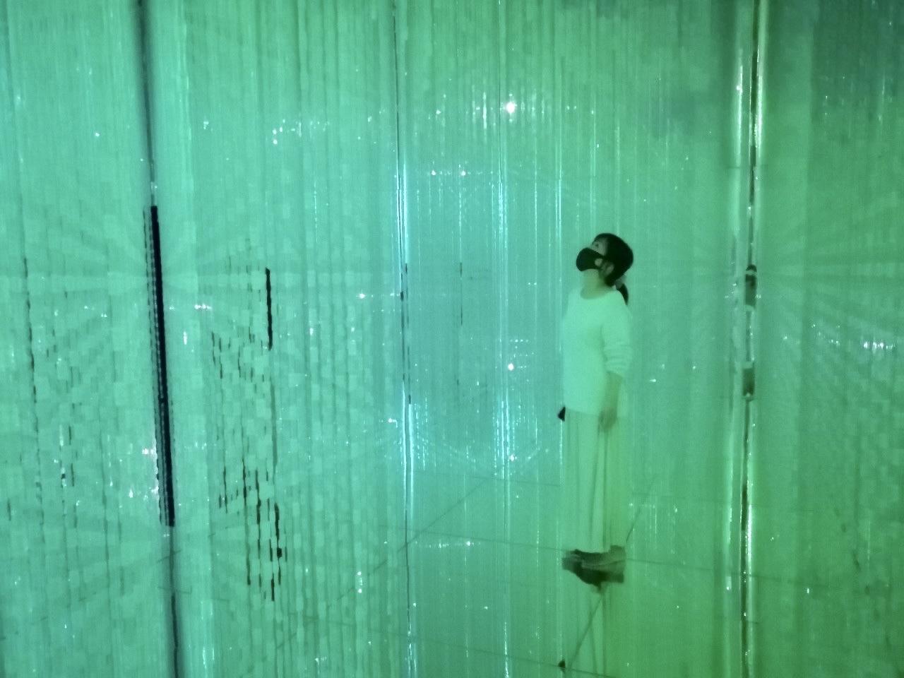 【チームラボプラネッツ】驚きと感動がいっぱい!裸足で楽しむアート空間を徹底レポ★_4