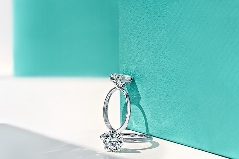 ティファニー、ブライダルフェアの結婚指輪