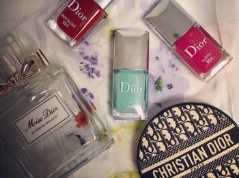 【夏ネイル・マニキュア】「Dior」2020夏限定色が爽やかキレイネイルでフットにもハンドにも大活躍中♡ <デパコス>