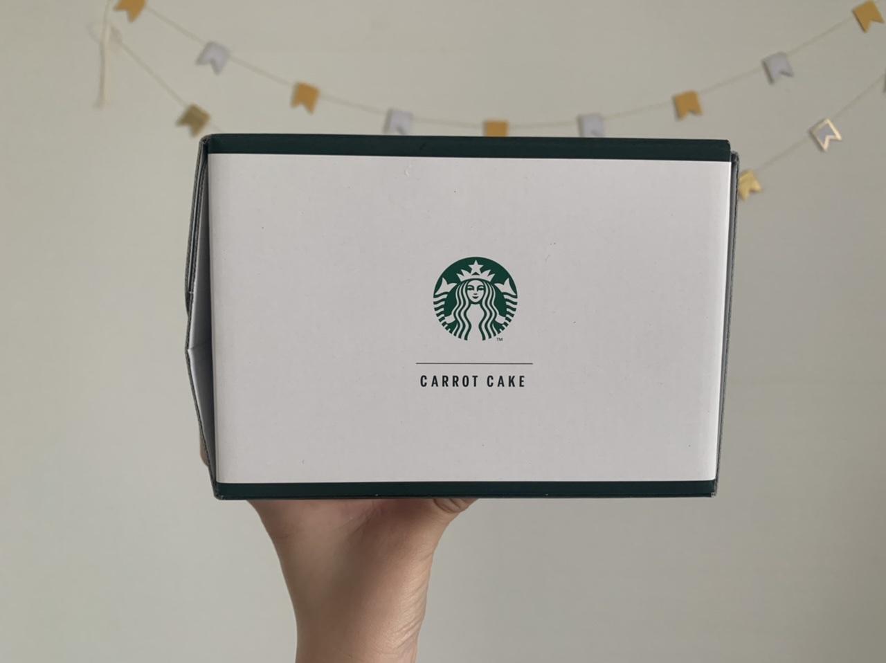 """【スタバ】数量限定!オンラインショップ初のケーキは""""コーヒーの豆かす""""を活用したキャロットケーキ_2"""
