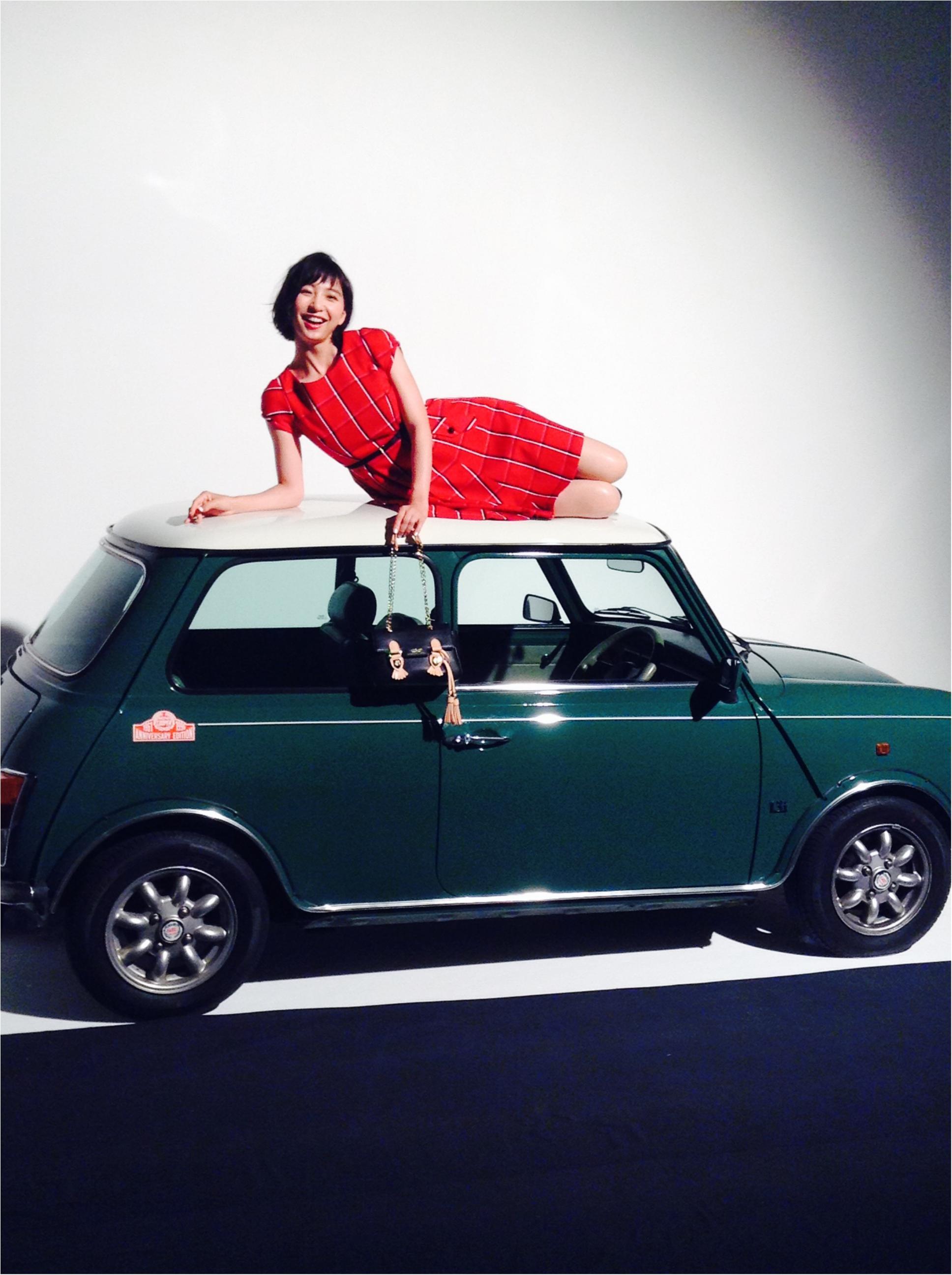【オフショット】篠田麻里子の愛車? _2