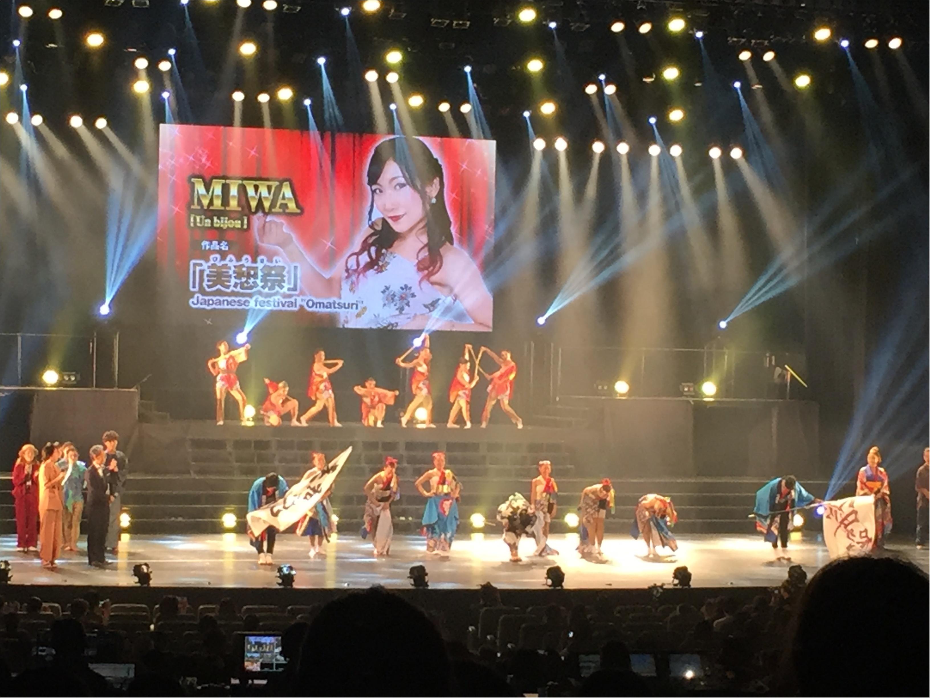 【審査結果一覧】Legend Tokyo終演!! 来年は大阪で新たなステージへ☆_5