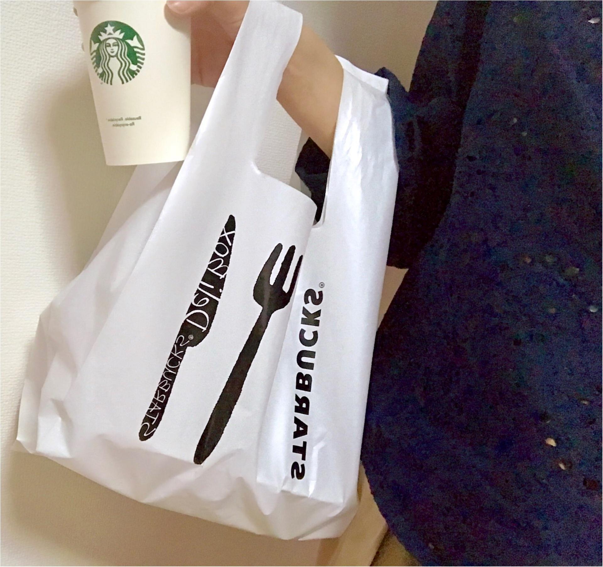 【スタバ】コーヒーだけじゃない!スタバ初!意識高い系ランチ《デリボックス》が本日新発売★肉×野菜×パスタが一度に摂れるボリューム満点ヘルシーデリ♡♡_4
