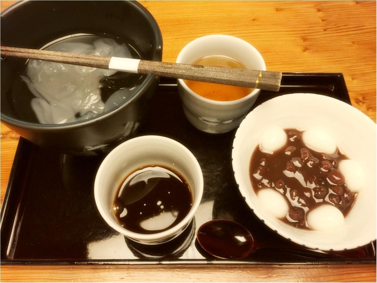 《週末金沢旅》『豪華海鮮丼』と『絶品葛きり』に舌鼓♡*_5