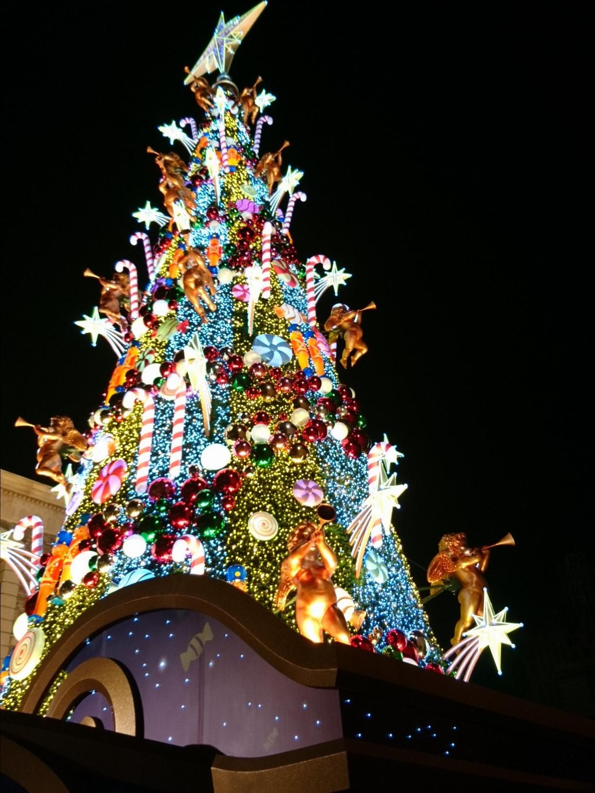 ≪関西・大阪≫平成最後に見ておくべき☆ USJ・ユニバーサルワンダークリスマス_2