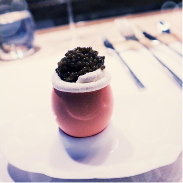 特別な日のディナーに♡NYの三ッ星フレンチの絶品「エッグキャビア」が六本木で味わえる☻_4