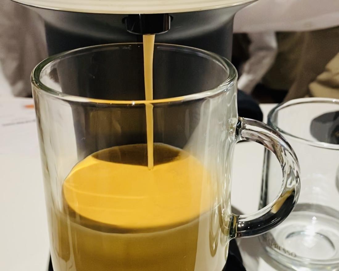 【ネスプレッソ】豪華すぎる!マグカップ&名入りコースター貰える★新コーヒーマシン体験イベントへ♡_4