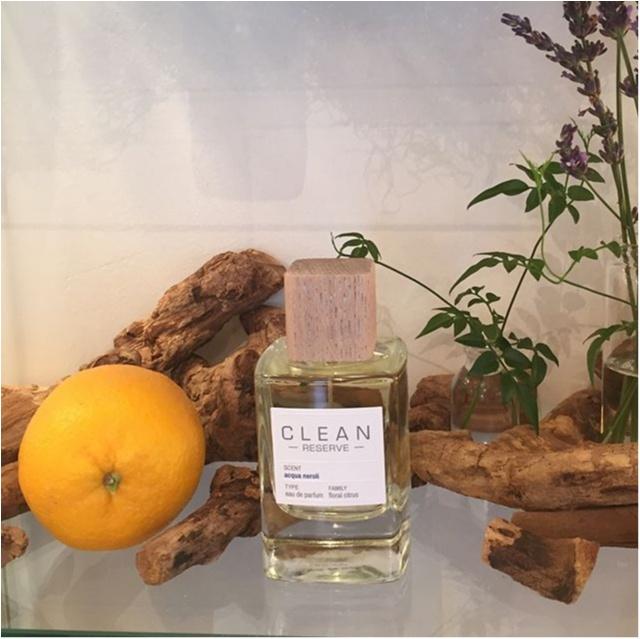 モワモワな湿気も心地よく変えてくれそうな香り「アクア ネロリ」が『クリーン』に加わりました♡_2_1
