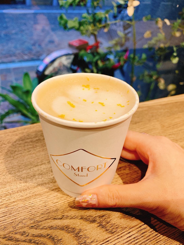 【おすすめカフェ】《オレンジ香るカフェモカ×オーツミルク》でヘルシーに♡_5