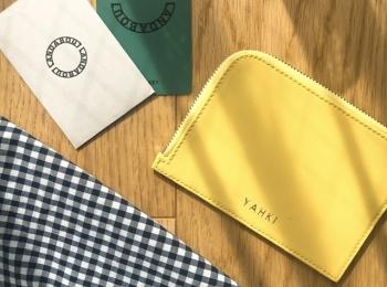【20代女子の愛用財布】キャッシュレス派のお財布に《YAHKI》のフラグメントケースが大活躍!
