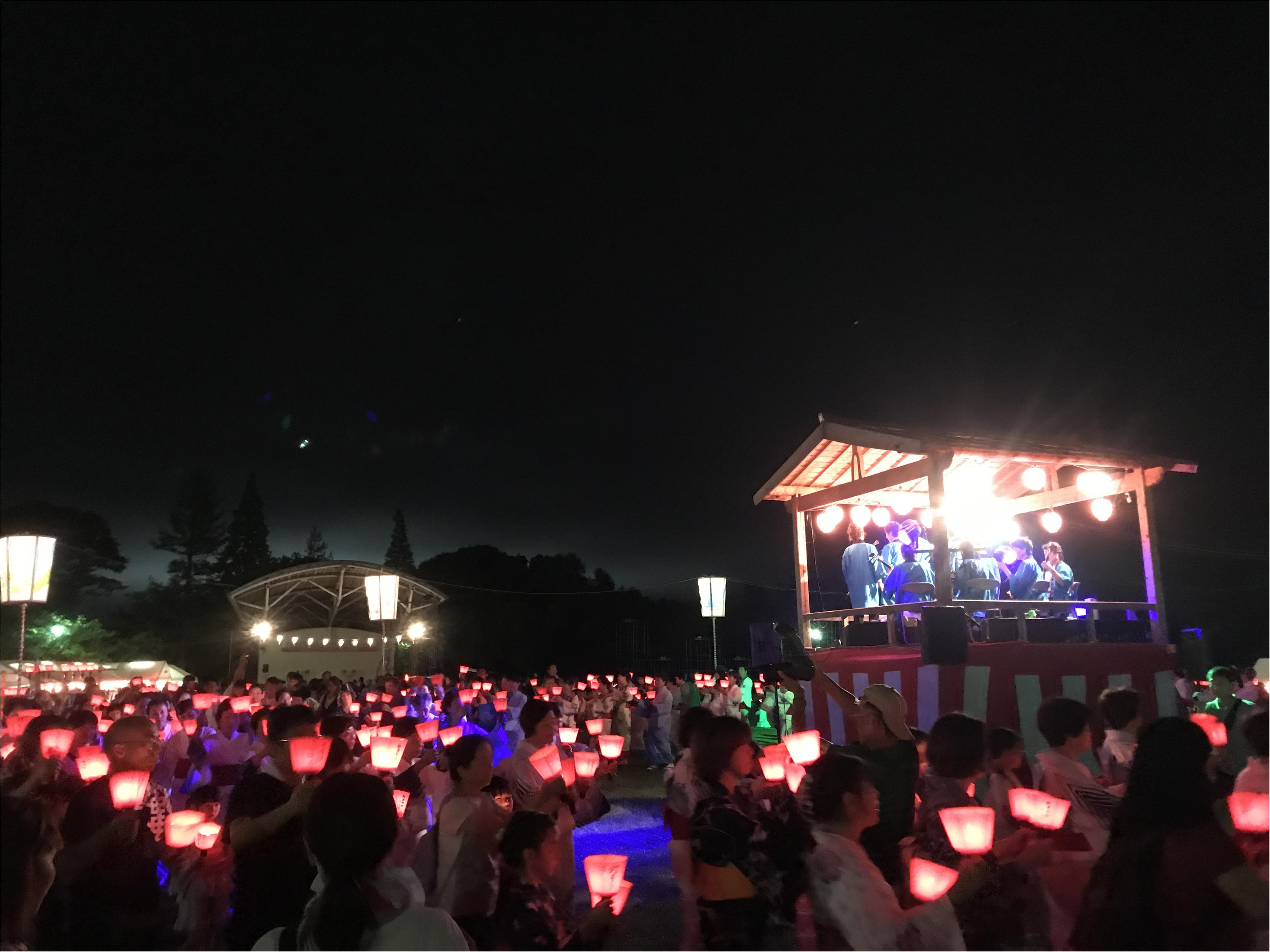 【お祭り】地元のお祭りは一味違う!名産を使ってお祭りを彩るよー!_3