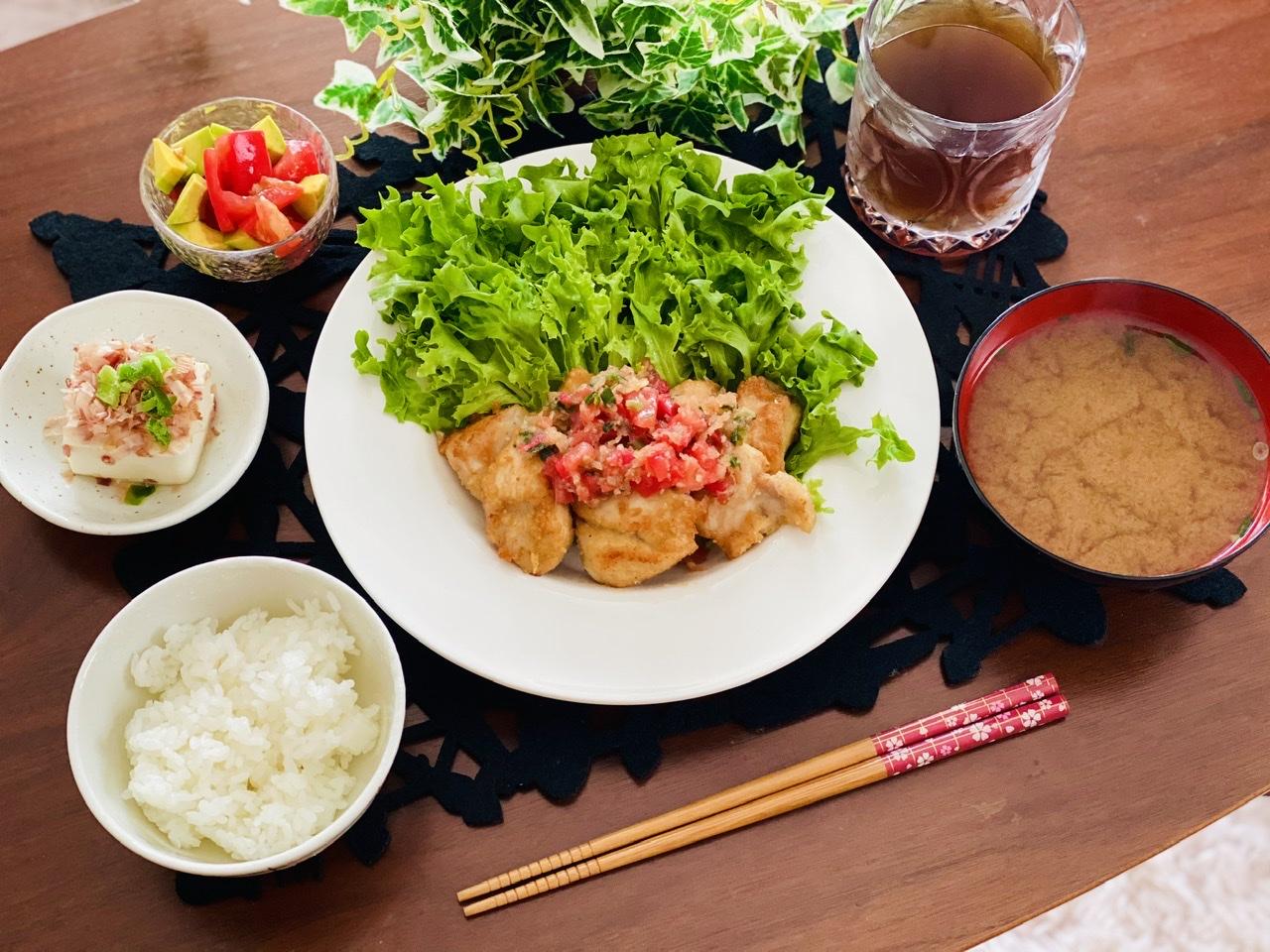 【今月のお家ごはん】アラサー女子の食卓!作り置きおかずでラク晩ご飯♡-Vol.18-_5
