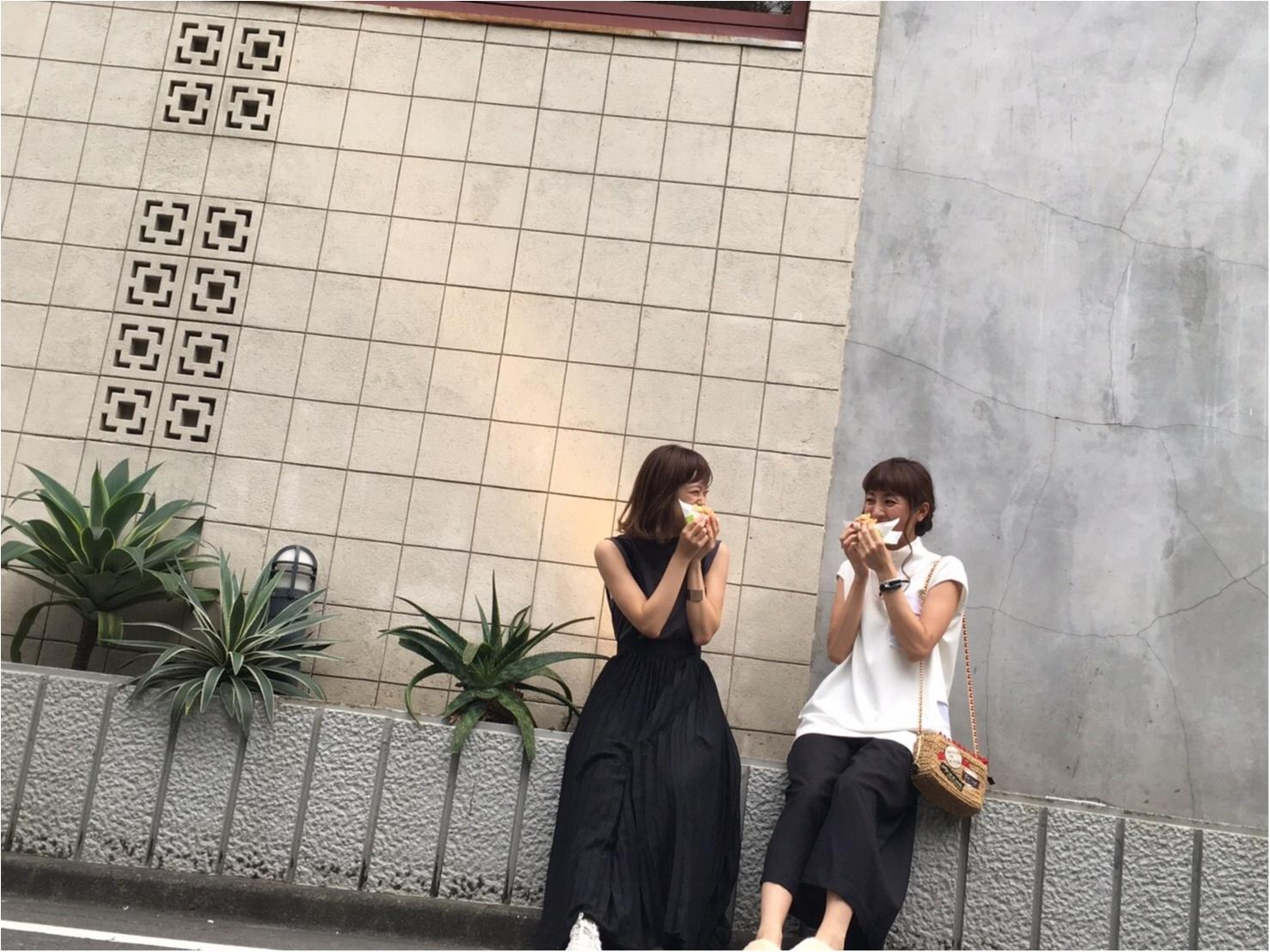 ★渋谷の『リッチな珈琲屋さん』と『お手頃価格のメロンパン屋さん』のおはなし☺︎♩♩_6