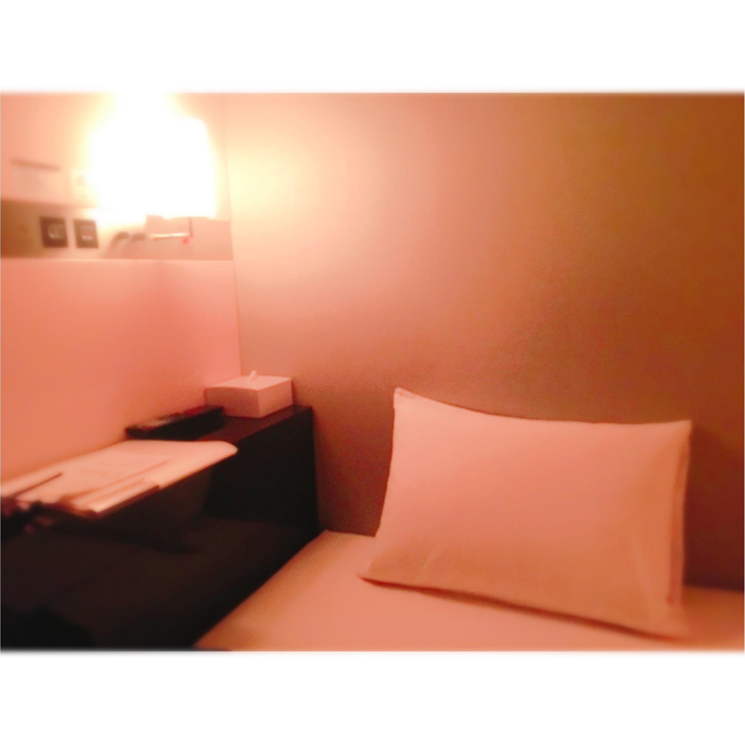 ▷今話題の新しいホテル【FIRSTCABIN】に泊まってみました!!_6