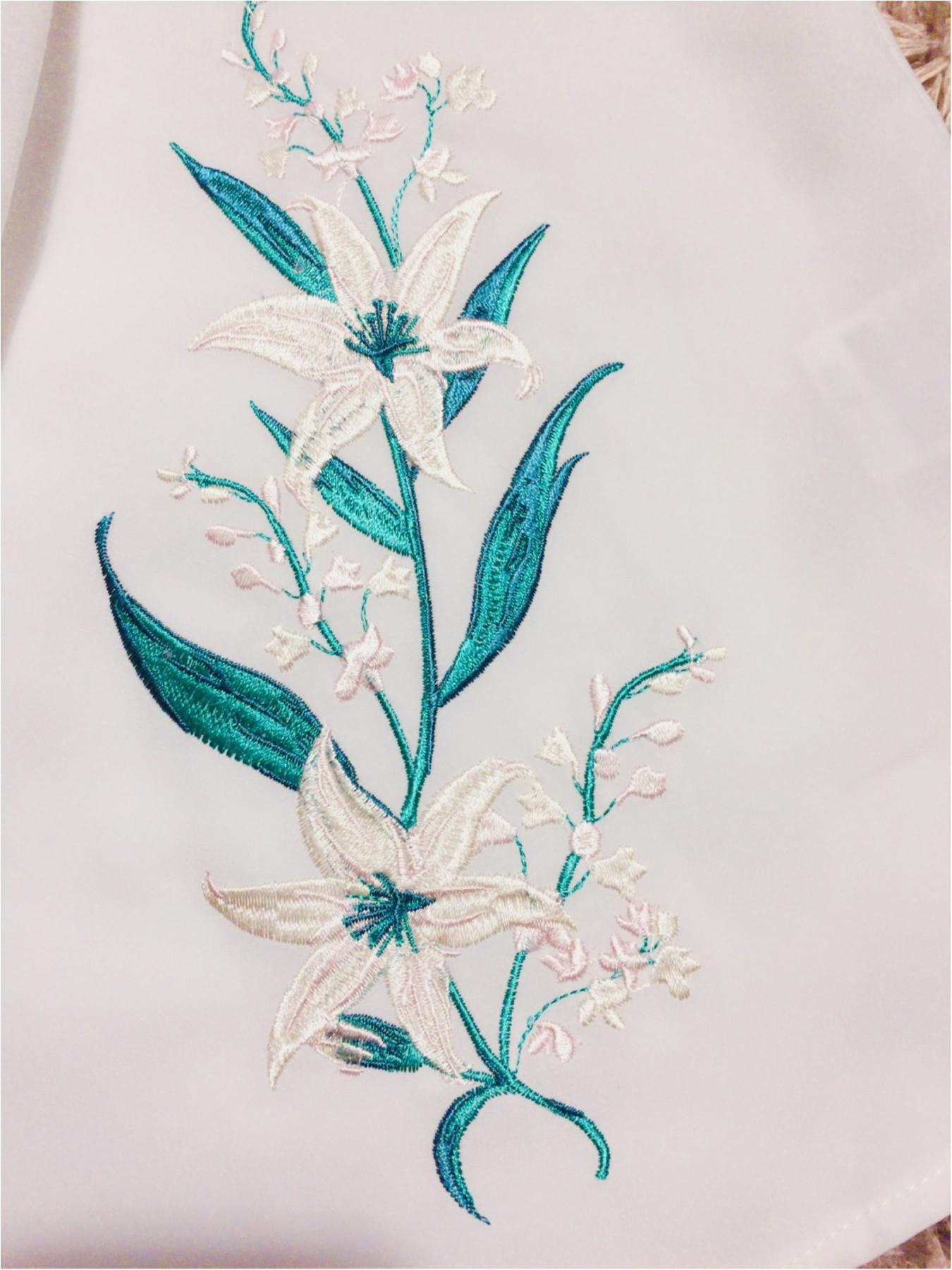♡【しまむらパトロール】この春トレンドの刺繍ブラウスが驚きの価格!!トレンドアイテムはしまむらでGetしちゃいましょう♡_2