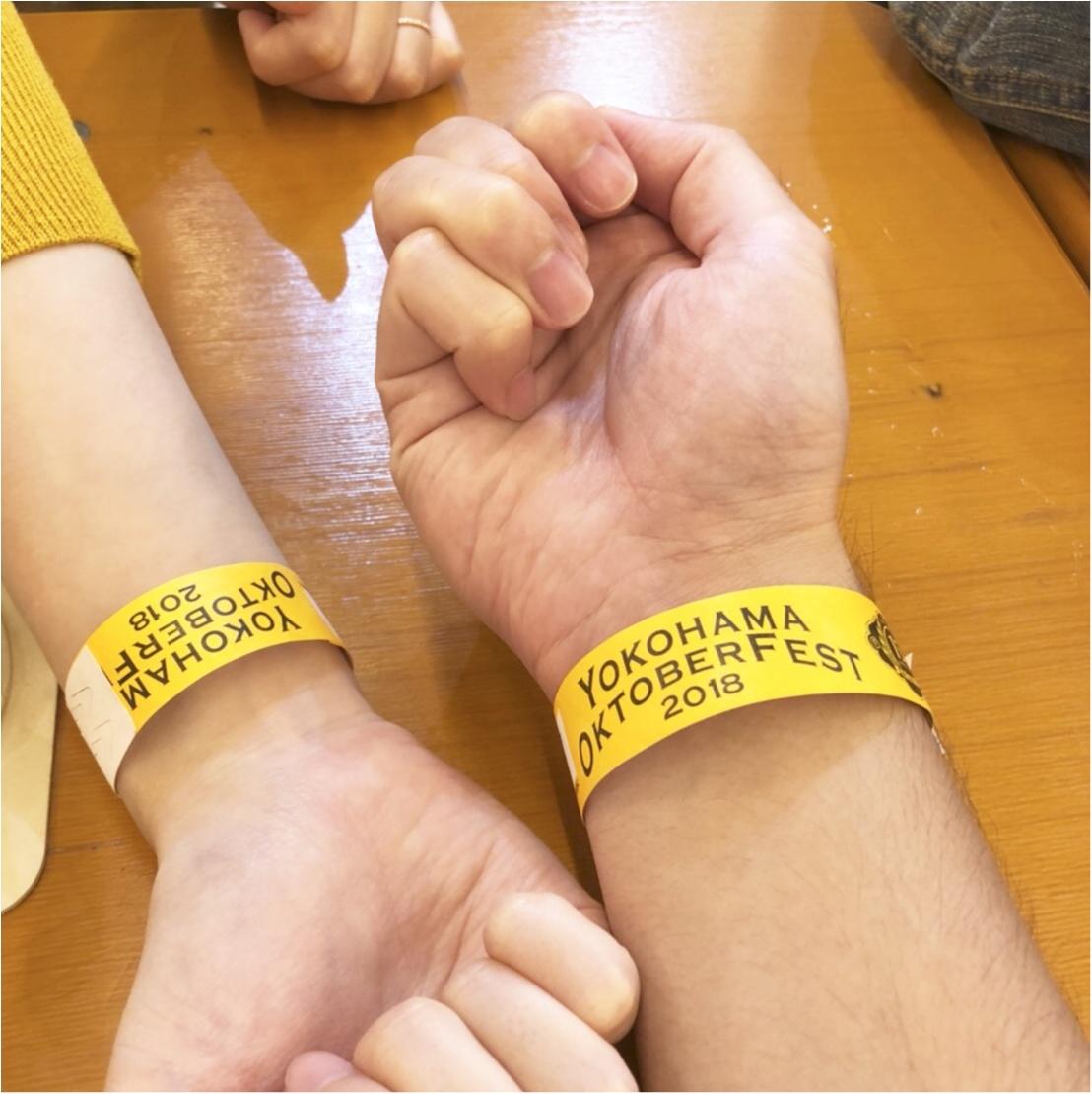 【横浜オクトーバーフェスト2018】行ってきました!_1